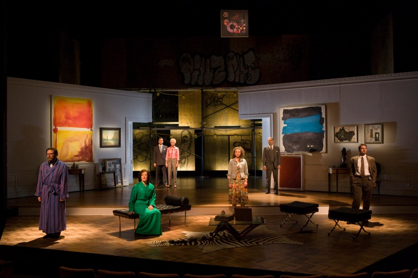 Guare's 'Six Degrees' At the Schoolhouse