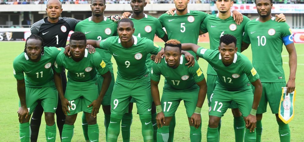 Super Eagles retain 51 spot, 9th in Africa in latest FIFA ranking
