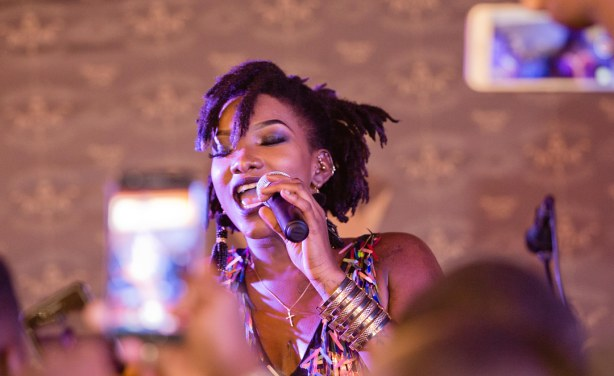 Ghanaian musician Ebony Reigns dies in car accident