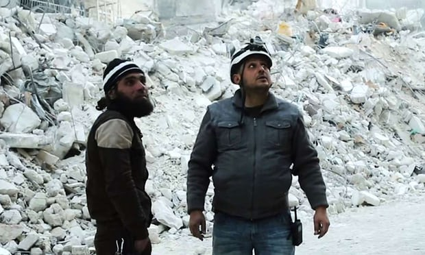 'Russia wants to hack the Oscars': smear campaign targets maker of 'Last Men in Aleppo'