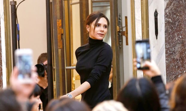 Victoria Beckham bids farewell to New York fashion week
