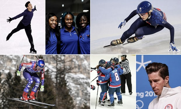 Ten things to watch out for at the 2018 Winter Olympic Games