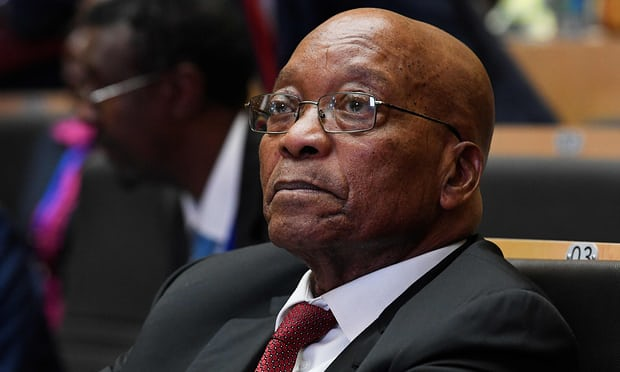 Jacob Zuma defies order from South Africa's ANC to resign