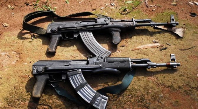 Lagos gun owners given ultimatum to revalidate licence or face the law