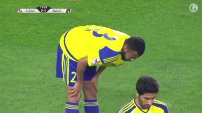 VIDEO: Al Dhafra defender scores 20-yard own-goal thunderbolt