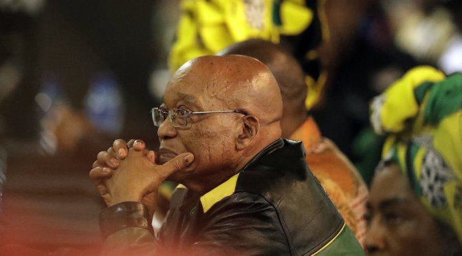 Jacob Zuma resigns as South Africa's president: All you need to know