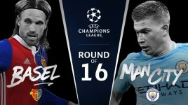 Basel vs Man City – UEFA Champions League Live commentary & results