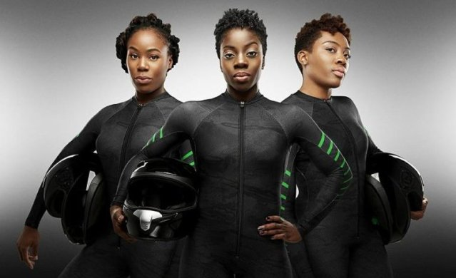 Why four Nigerian women in Korea for Winter Olympics are already winners.