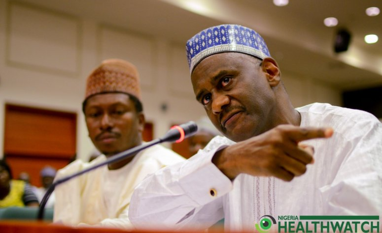 Buhari ignores Health Minister, reinstates suspended NHIs Chief