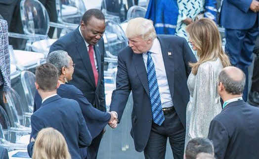 U.S. and EU condemn Odinga oath, call for respect of law