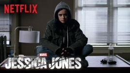 "Jessica Jones"" returns for a second season"