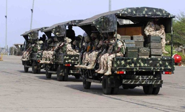 Nigeria army denies planning a coup
