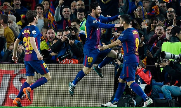 Barcelona3 – 0 Chelsea – Live commentary and scores