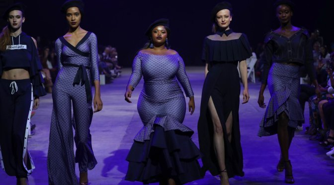 African designers pull out all stops for fashion week