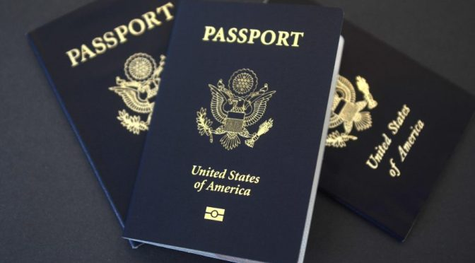Easy steps to renewing a U.S. Passport