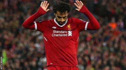 Mohamed Salah did not celebrate either of his goals against his former club