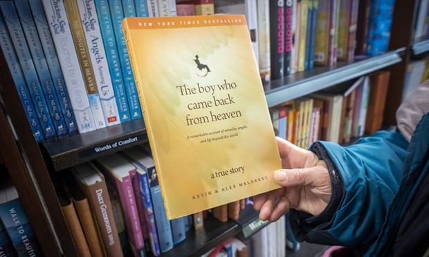 The Boy Who Came Back From Heaven by Alex and Kevin Malarkey.