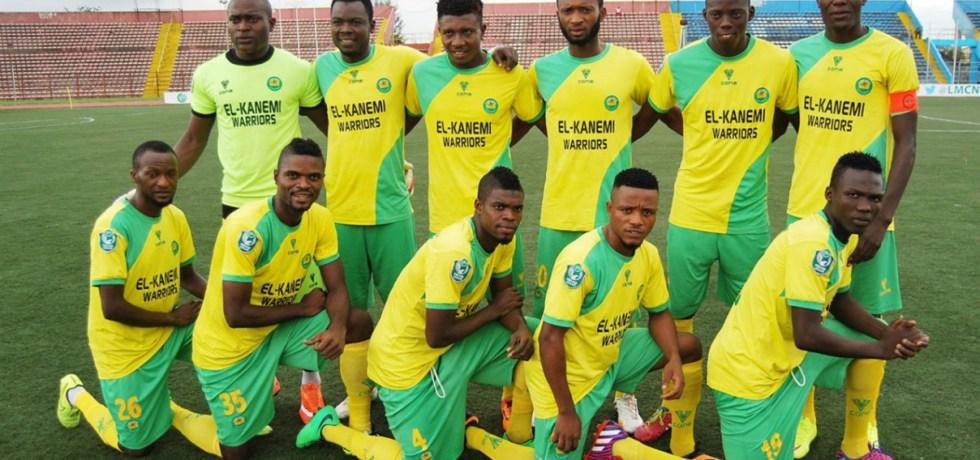 El-Kanemi team