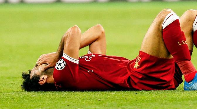 Salah's injury becomes exam question in Syria law school