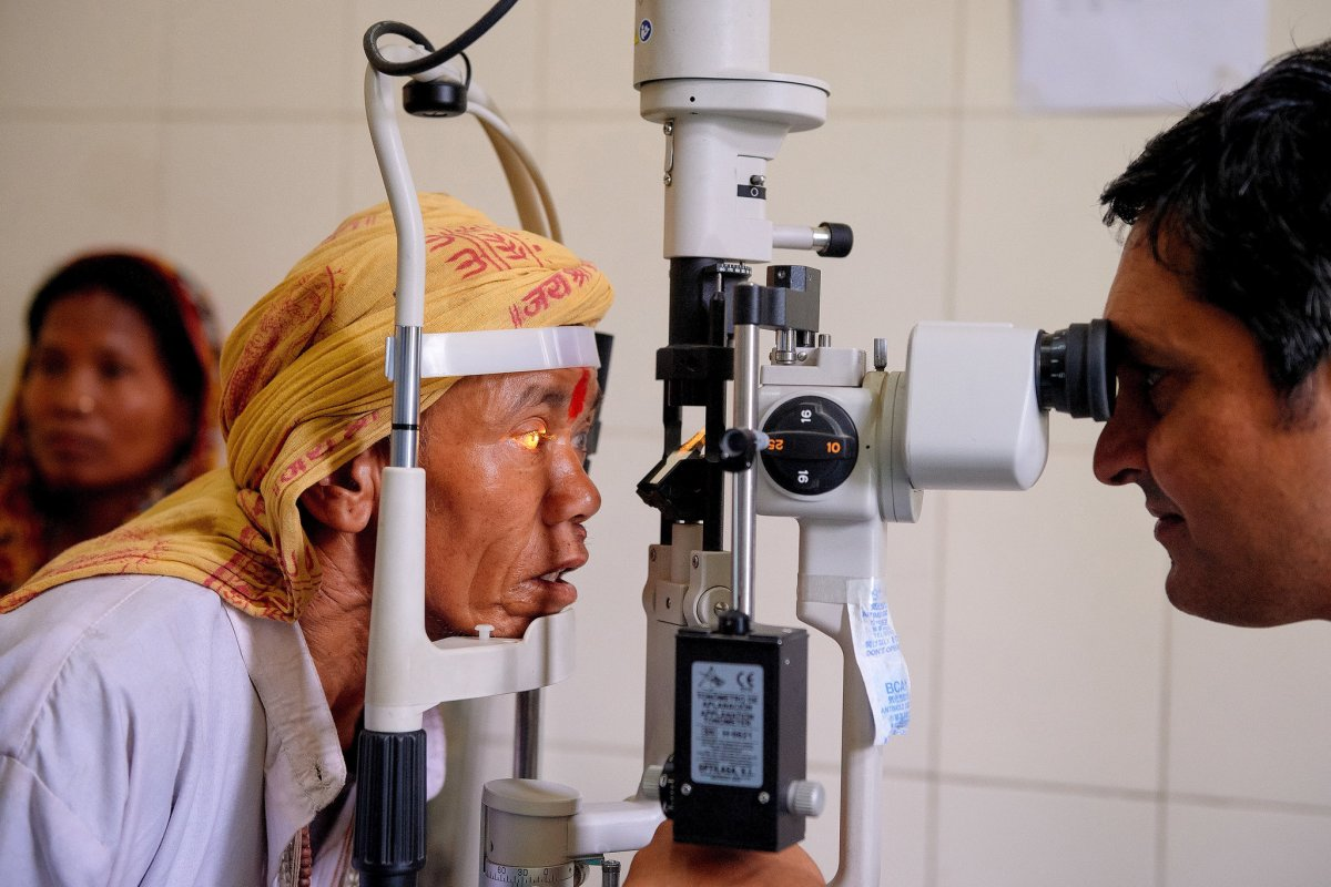 In Sight: Success against an infection that cause blindness