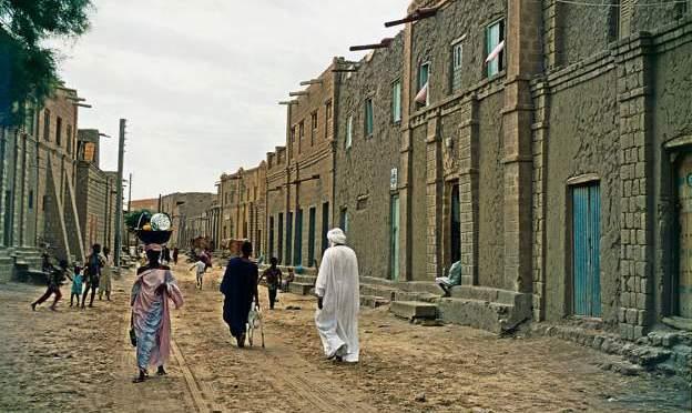 Violent protest hits Timbuktu