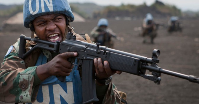 Sri Lankan 'war criminals' hired as UN peacekeepers