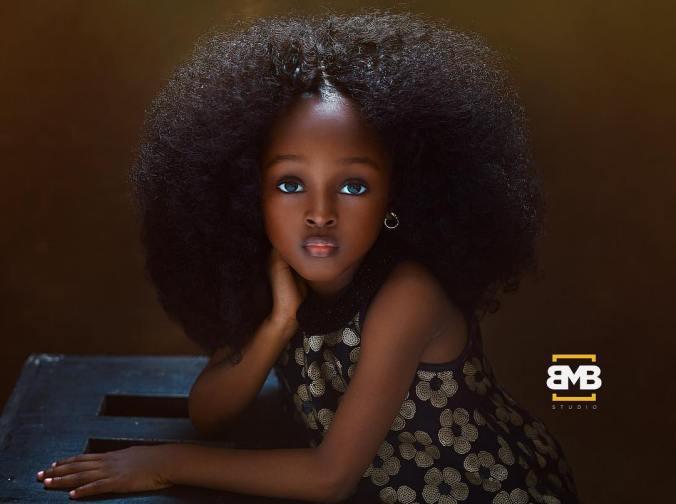 Most beautiful girl in Nigeria