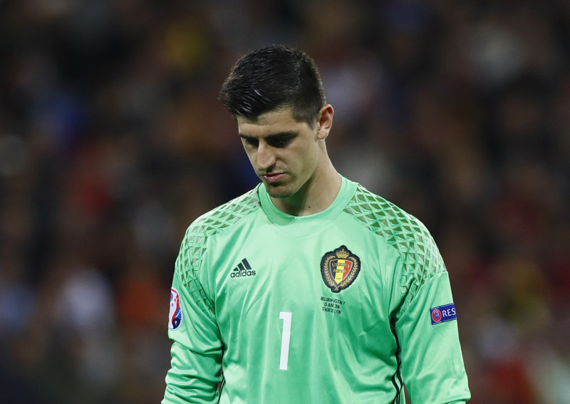 Belgium v Italy - EURO 2016 - Group E