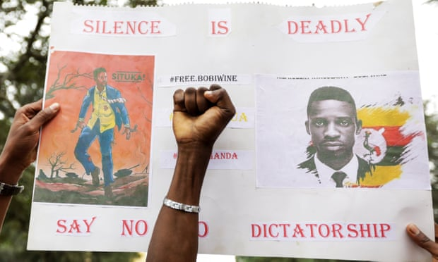 Uganda's brutal clampdown on MPs is caused by global indifference