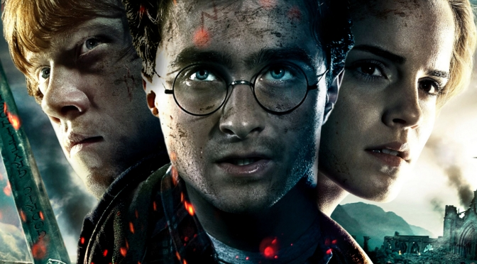 Harry Potter: Happy 20th anniversary, little wizard