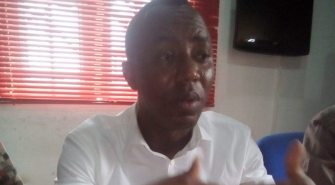 Why I insist APC will lose 2019 elections – Sowore