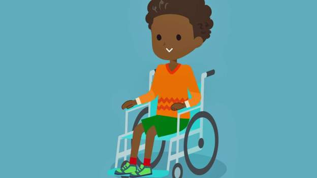 Many campaigns have been launched to end discrimination against people with disabilities