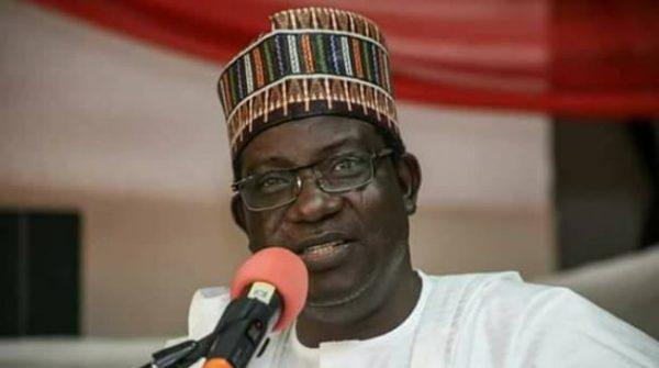 Governor Simon Lalong of Plateau state