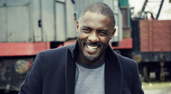 Idris Elba: what about a black James Bond?