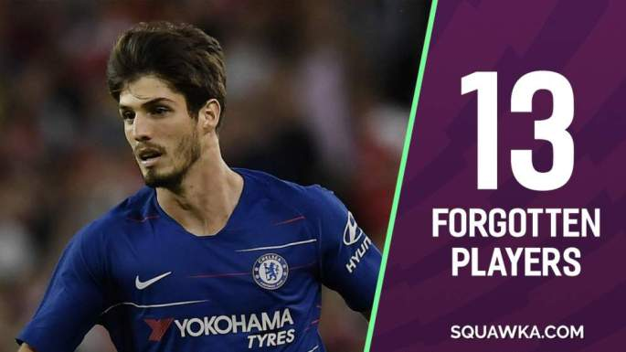 13 players you definitely forgot were still in Premier League clubs