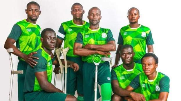 Nigeria's amputee football team has missed the last three World Cups due to a lack of finances