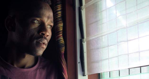 Abdul Aziz Muhamat is from Darfur and left Sudan in 2013