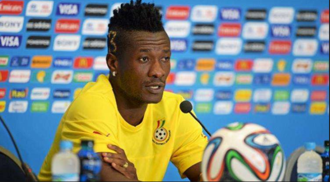 Striker Asamoah Gyan returns to Ghana squad