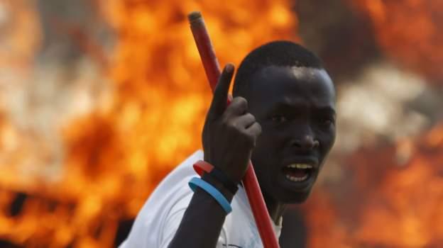 Some 400,000 people fled Burundi in 2015, the UN says