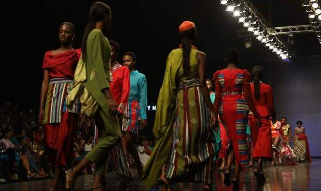 African fashion excites Lagos