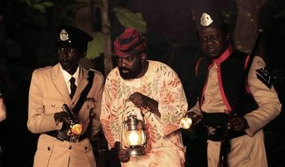 October frst Nollywood movie. Photo: OgbongeBlog