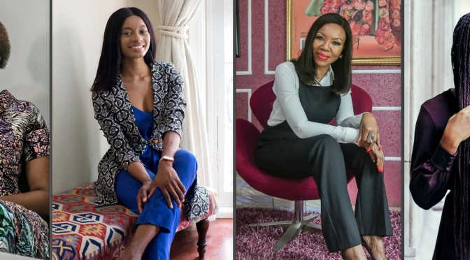 Women leading the coverage as Nigerian fashion booms