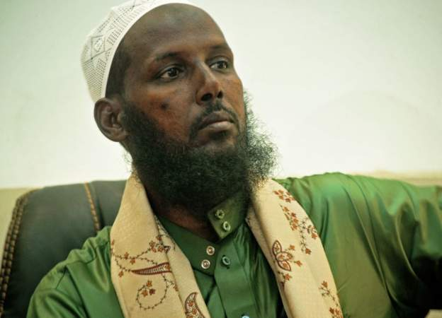 Mukhtar Robow was one of the founders of al-Shabab