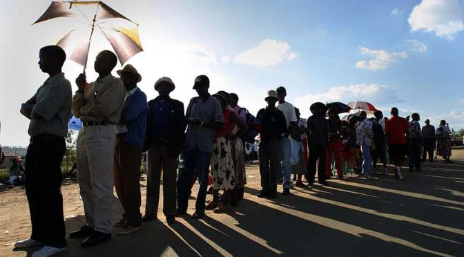 South Africans want delivery, not party loyalty