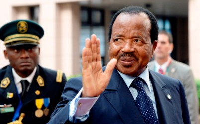 Paul Biya Bloomgist news
