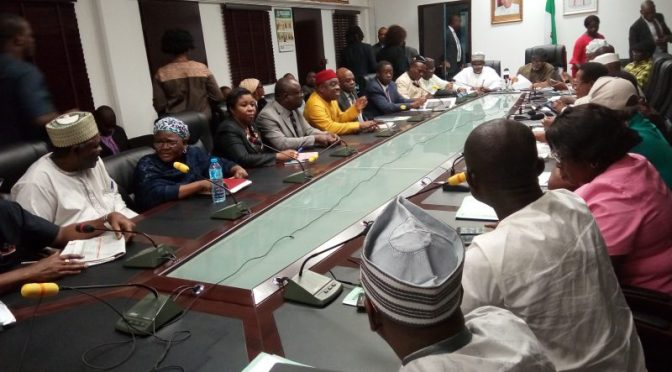 ASUU Strike: Lecturers and FG enters another meeting