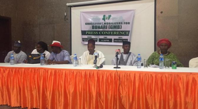 Buhari support Group dumps APC, declare support for Atiku