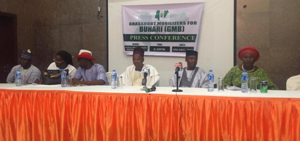 Grassroots Mobilisers for Buhari
