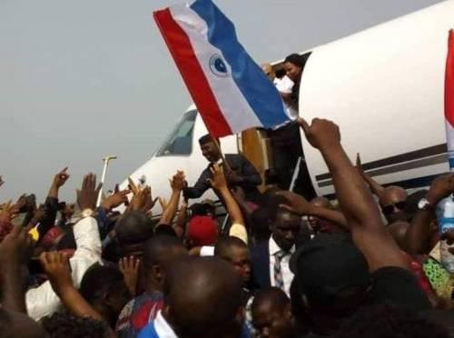 Okorocha's Son-In-Law rejects him, dumps APC