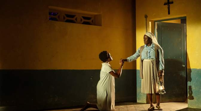 Drama review: Our Lady of Kibeho – startling story of a heavenly 'visitation'